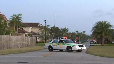 'Miami en un Minuto': Hombre que permaneció atrincherado con una rehén se quita la vida