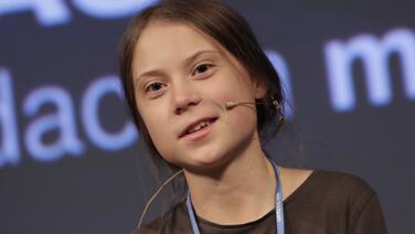 Greta Thunberg se convierte en la Persona del Año de la revista Time más joven de la historia