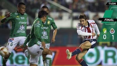 Chivas derrota a León durante amistoso en California