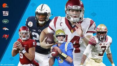 NFL DRAFT 2018 | Orden de la primera ronda y necesidades de los 32 equipos