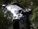 Tiger Woods estaba inconsciente tras el accidente que sufrió en California