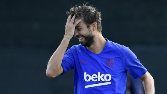 """Piqué dice que """"a corto plazo, la Superliga no es una decisión positiva"""""""
