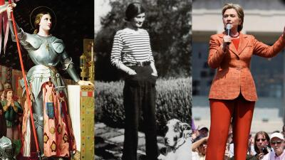 De Juana de Arco a Beyoncé: historia del pantalón, la prenda que empoderó a mujeres revolucionarias