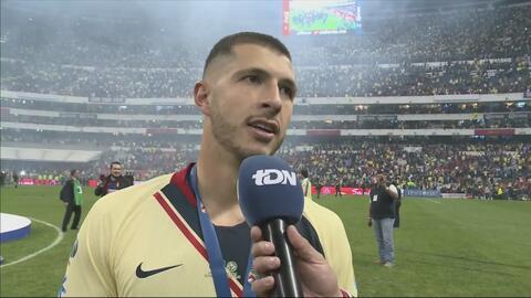 Guido Rodríguez se siente privilegiado por haber sido campeón en el Azteca