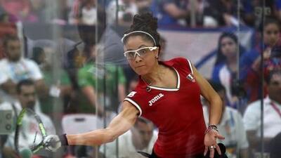 Paola Longoria pasa a la final de Lima 2019