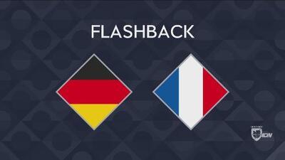 La última vez que Francia y Alemania se enfrentaron en la Eurocopa 2016