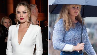 Margot Robbie se transforma en Tonya Harding