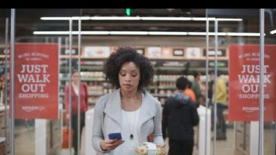 Amazon Go, la primera tienda sin cajeros en Seattle