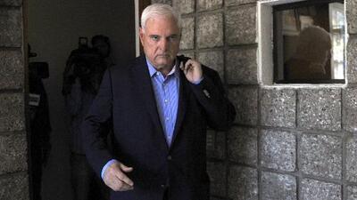 Juez federal de EEUU aprueba extradición de expresidente de Panamá Ricardo Martinelli a su país natal