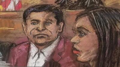 Llega un día decisivo para 'El Chapo': juez decidirá si acepta petición de la defensa de realizar un nuevo juicio