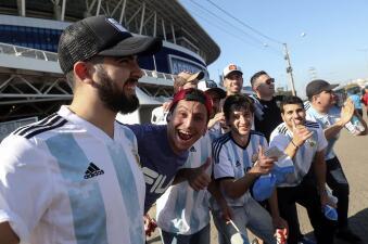 Con la fe puesta en Lionel Messi los argentinos aguardan la clasificación contra Catar
