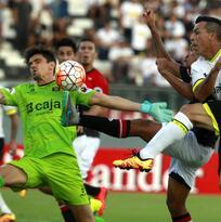 Colo Colo  derrota con lo justo a Melgar en la Libertadores