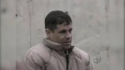Presentan a Jesús Alfredo Guzmán Salazar, hijo de Joaquín 'El Chapo' Guzmán