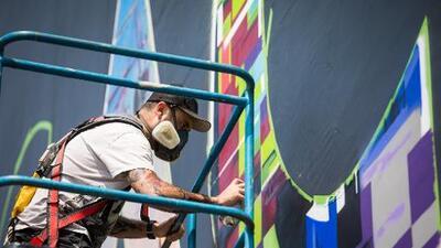 """""""Wide Open Walls"""", el festival de murales más grande del país, regresa a Sacramento por tercera vez"""