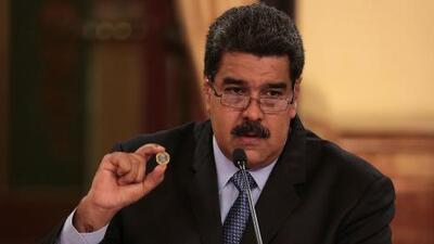 Maduro anuncia un exagerado aumento del salario mínimo en su plan económico para Venezuela