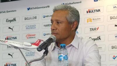 """DT de Monarcas se declara: """"El responsable directo de lo que sucede en el terreno de juego"""""""