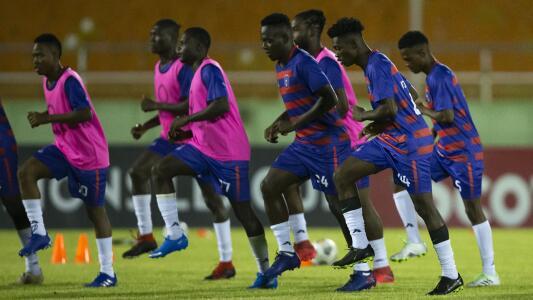 Arcahaie será apoyado por Concacaf para jugar contra Cruz Azul