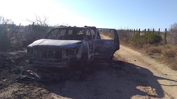 """""""La meta de muchos guatemaltecos es Texas"""", señalan autoridades tras hallazgo de cuerpos calcinados en México"""
