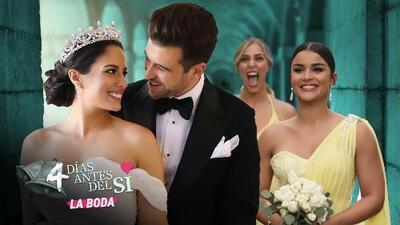 '4 Días Antes del Sí: la boda', un adelanto del nuevo reality de Aleyda Ortiz