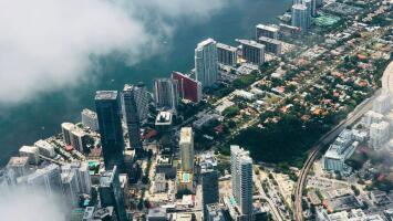 Cielos parcialmente nublados y condiciones secas para la tarde del lunes en Miami