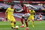 Villarreal y Arsenal empatan 0-0en el partido de regreso de la Semifinal de la UEFA Europa League, sin embargo, los amarillos sumaron dos goles en el partido de ida contra uno de los 'Gunners', lo que les da el pase, por primera vez en su historia, a la final de esta justa europea y se enfrentará ante el Manchester United.