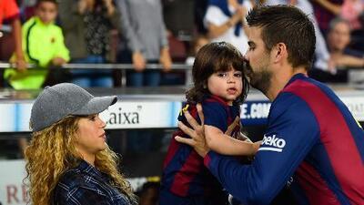 El cumpleaños del hijo mayor de Shakira y Piqué reunió a parte de la plantilla del Barcelona