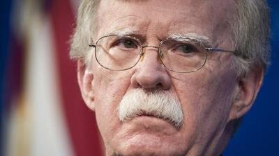 "The Trump administration says ""the entire banking sector of Venezuela"" may be may be subject to sanctions - John Bolton"