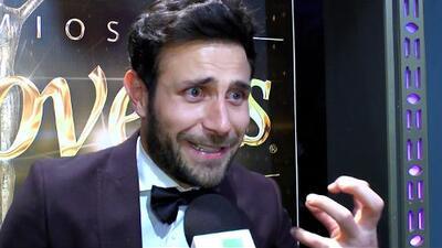 """""""Me puso la piel chinita. Yo lloré"""": Carlos Ferro habla del final de Caer en Tentación"""