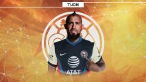 Le encantaría a Arturo Vidal jugar con el América