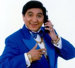 Carlos Bonavides, un comediante en las telenovelas