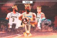 Para Kobe... LA Lakers campeones de la NBA tras 10 años