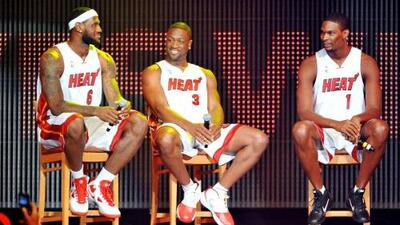 ¡Gana un Miami Heat Fan Pack!