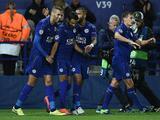 Leicester volvió a ganar en la Champions y está muy cerca de pasar a octavos