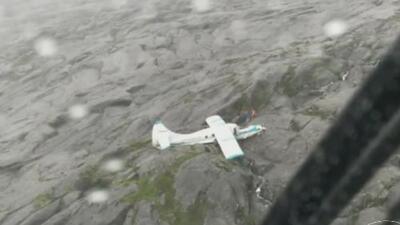 Mueren al menos 4 personas y otras 2 están desaparecidas tras el choque en el aire de dos hidroaviones en Alaska