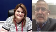 Jenniffer González discute con Manuel Cidre planes para incentivar el desarrollo económico de Puerto Rico