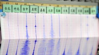 Terremoto en Taiwán dejó al menos un muerto
