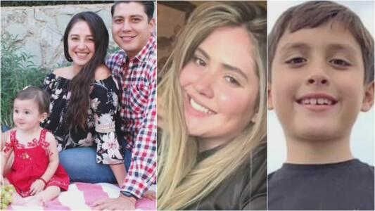 """""""Los milagros existen"""": habla la familia que estuvo desaparecida dos semanas en México"""
