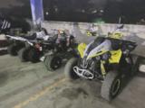 Policía emite cientos de multas y confisca 4-tracks y motoras en evento de Rey Charlie
