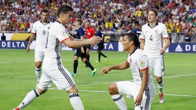 Colombia superó 1-0 a EEUU y se quedó con el tercer puesto de la Copa América Centenario