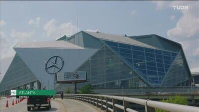 Por otro título: América ya está en el Mercedes-Benz Stadium