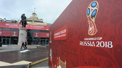 FIFA anunció el calendario oficial para Copa Mundial Rusia 2018