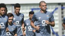 Pepe confía en que el Porto puede ganar la Champions