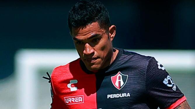 Anderson Santamaría convocado con Atlas tras su indisciplina.