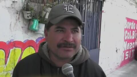 La sangre fría de hombre que mató a tres compañeros de trabajo y fingió pena por sus muertes en una entrevista