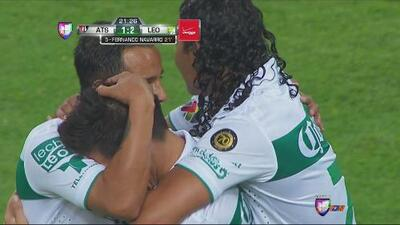 Fernando Navarro hace tremendo golazo en el Atlas vs. León