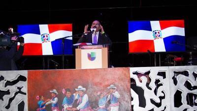 Nueva York celebra los 172 años de la independencia de la República Dominicana.