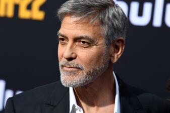 George Clooney, el amigo que todos quieren