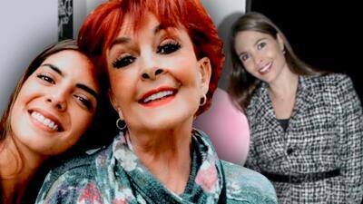 Talina Fernández cree que Dios no la abandonó porque le quitó una hija, pero le dio otra: su nieta María