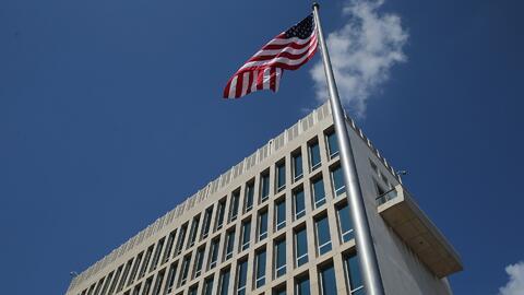 Estos son los servicios restablecidos en la Embajada de EEUU en Cuba