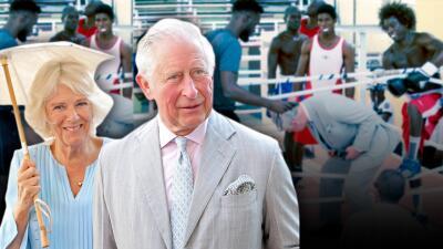 De la barbería al cuadrilátero: el príncipe Carlos y Camilla Parker se divierten en Cuba